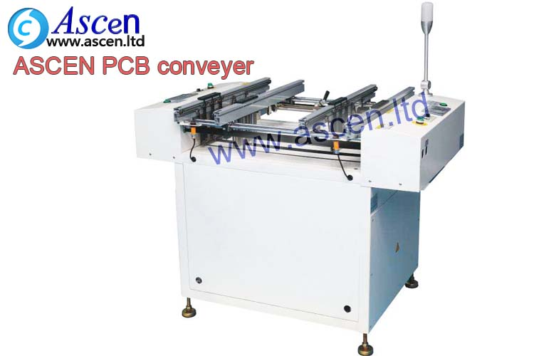 <b>dual track PCB linking conveyor </b>