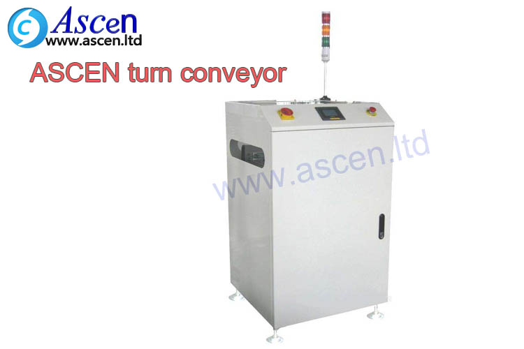 pcb turning conveyor