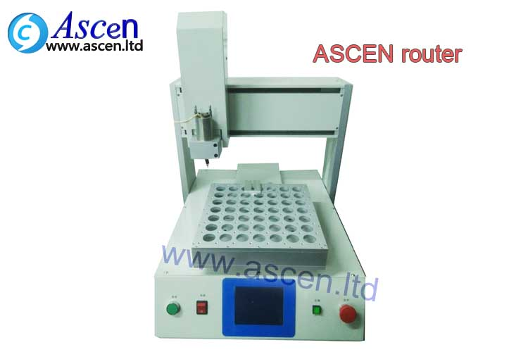 pcb separation router