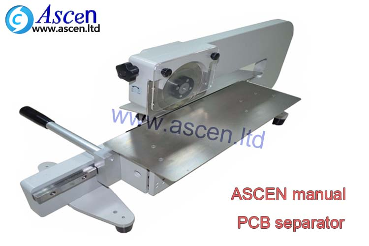 <b>circle blade PCB cutting machine</b>