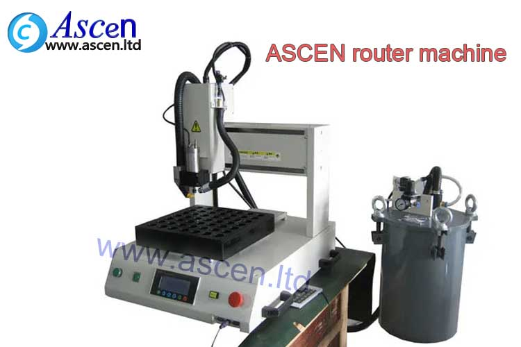 <b>Auto PCB router equipment</b>