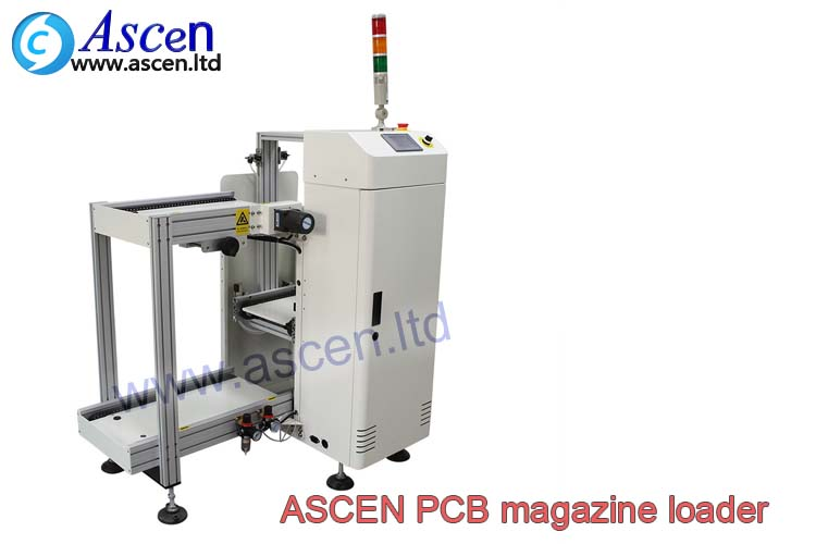 pcb multi magazine loader