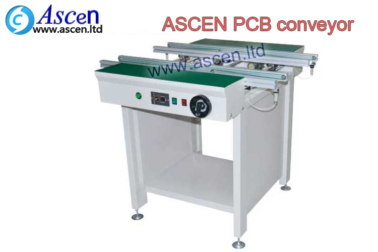 SMT conveyor and PCB linking conveyor use for transfer PCB printed circuit board