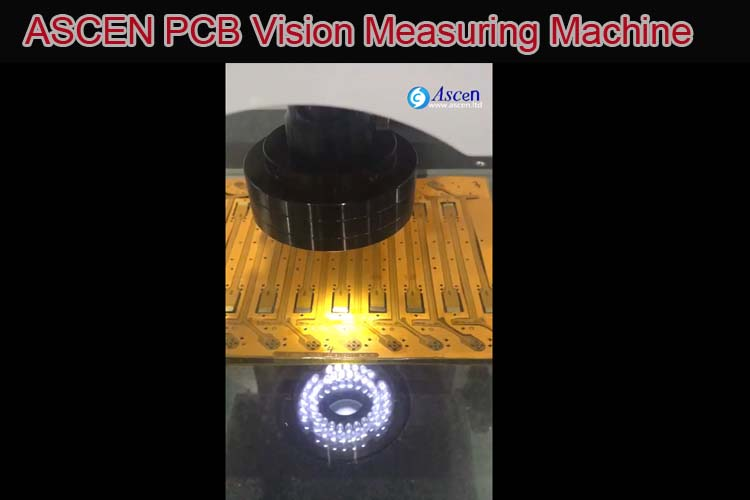 3D image measuring instrument/system for PCB panel