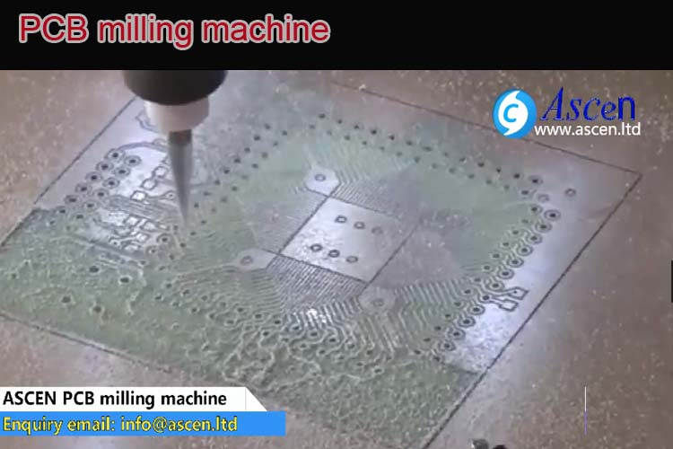 <b>Cnc Pcb Router For Pcb Routing Milling Machine</b>