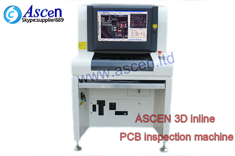 automated optical inspection machine