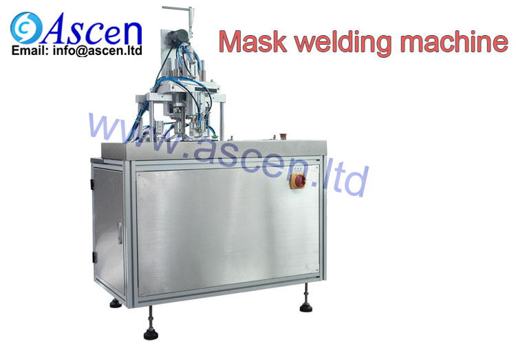<b>ultrasonic semi-auto mask welding machine</b>