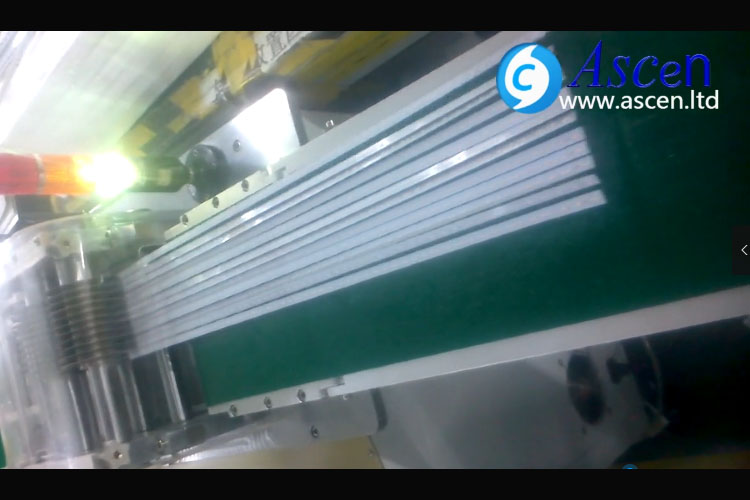 multiple PCBs depaneling machine for separate the large quantities of milled PCBs