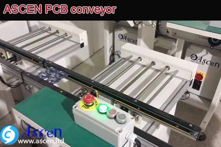 SMT PCB conveyor inspection conveyor pcb conveyor equipment