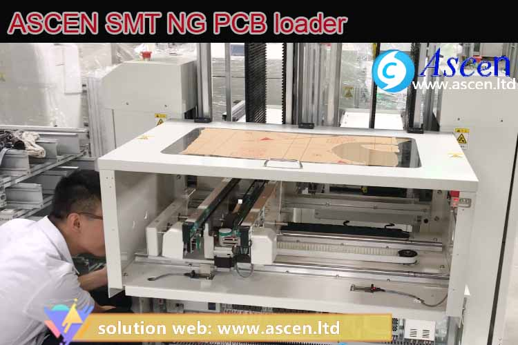 <b><b>smt NG PCB magazine loader&unloader machine</b></b>