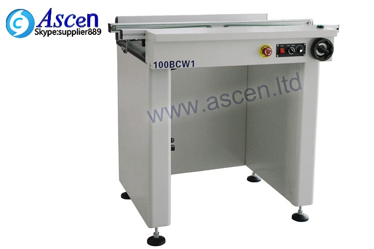 PCB inspection transport conveyor