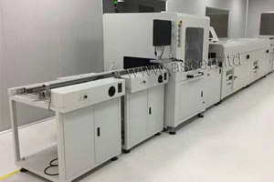 Selective conformal coating processes solution