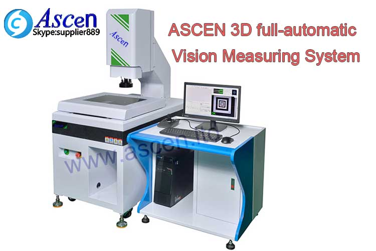 <b>PCB Vision Measuring Machine</b>