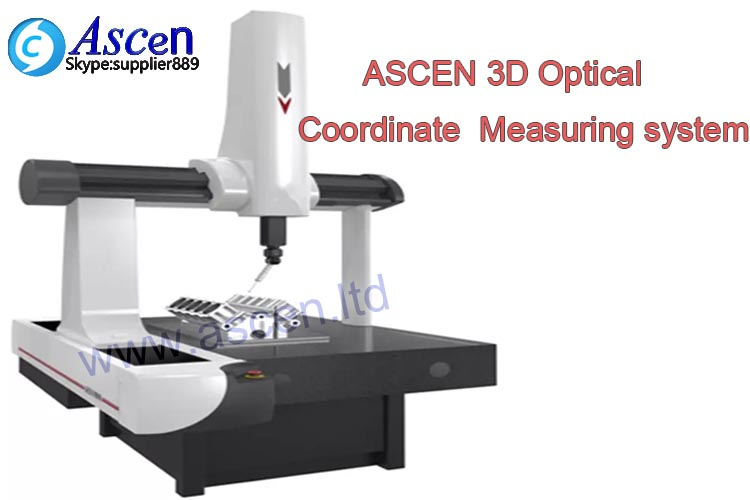 <b>optical coordinate measuring machine</b>