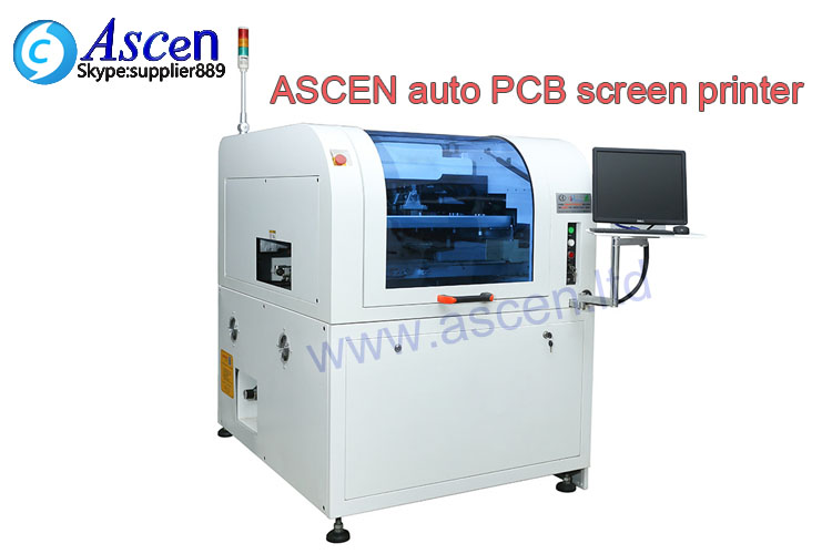<b>full auto PCB screen printer</b>