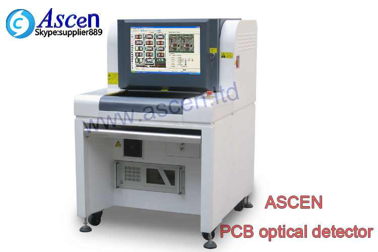 B500 PCB optical inspection machine