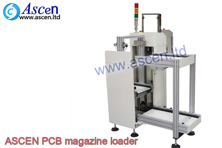 PCB magazine loader SMT loader machine