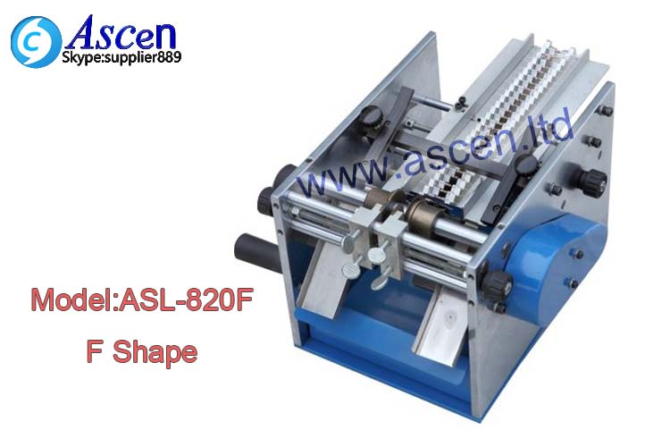 <b>Manual axial lead forming machine</b>