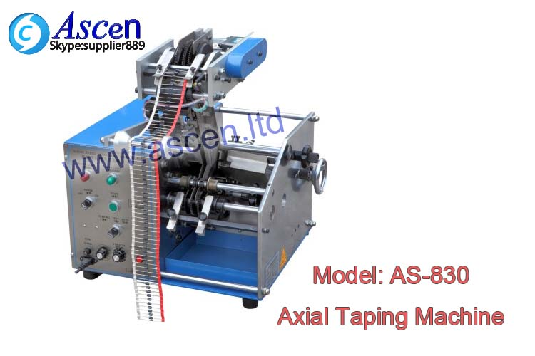 <b>axial component De-Taping Machine</b>