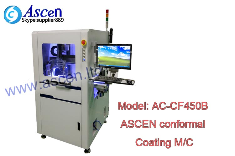 Custom Conformal Coating Machine