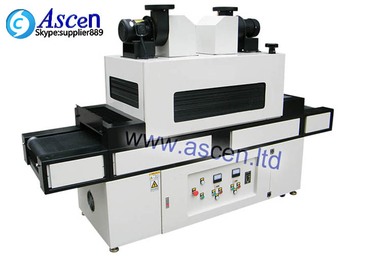 PCB UV curing conveyor