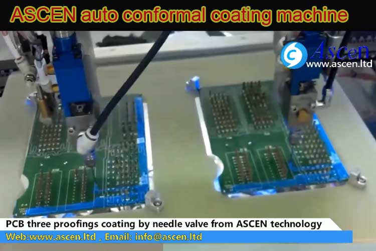 <b>PCB Conformal coating equipment PCBA Surface coating machine</b>