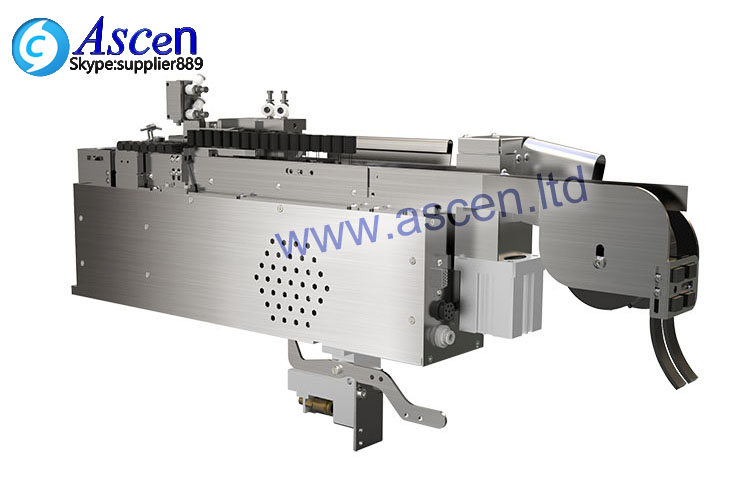 radial component forming feeder