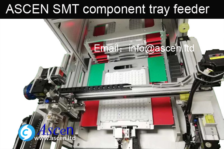 component tray feeder