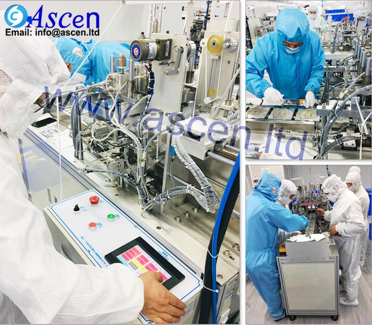 medical Surgical mask machine maker