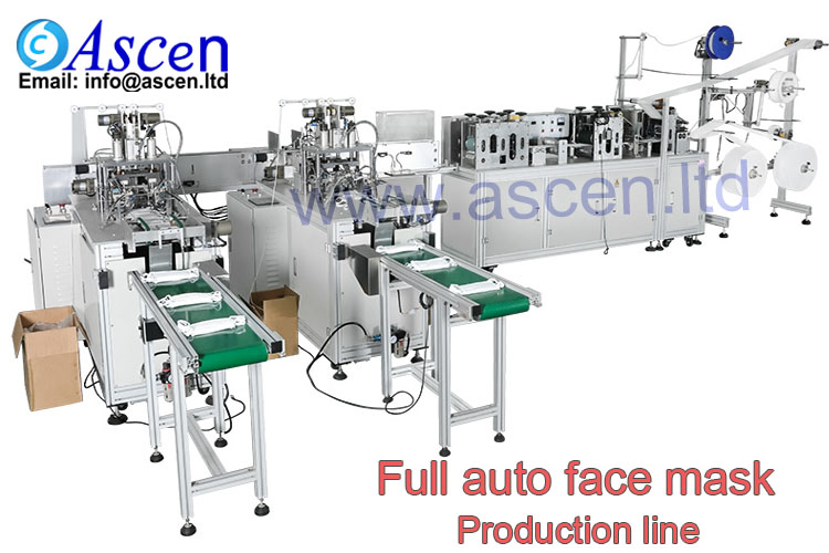 medical mask production line