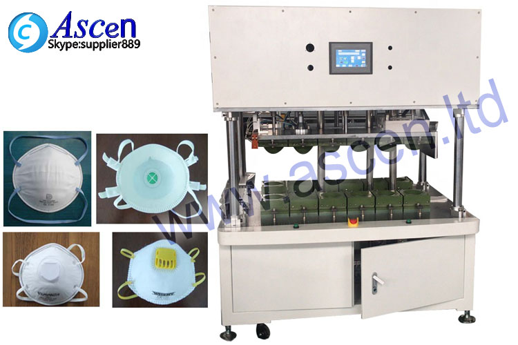 3M N95 Cup mask making machine
