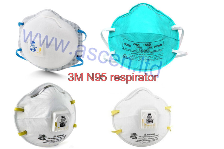 3M N95 respirator making machine